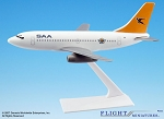 South African Cargo 737-200 1:180