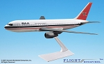 South African Airways 767-200 1:200