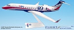 SkyWest 30th Anniversary CRJ200 1:100