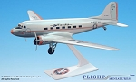 American Flagship Knoxville DC-3 1:100