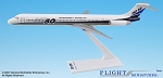 McDonnell Douglas Demo MD-80 1:200