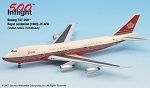 ALIA Red Schemed JY-AFA 747-200 1:500