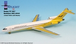 Northeast Yellowbird N1641 727-200 1:200