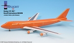 Braniff Ultra Orange  747-200 1:200