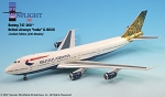 British Airways India 747-200 1:200