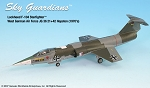 F-104 West German AF JG 36 1:72