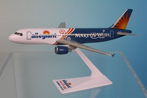 Allegiant Air Make-A-Wish A320-200 1:200