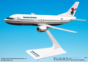 Cayman Airways 737-400 1:185