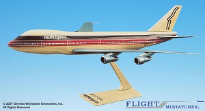 PEOPLExpress 747-100/200 1:250