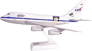 NASA SOFIA 747SP 1:200