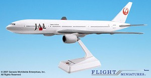 Japan Airlines (89-03) 777-200 1:200