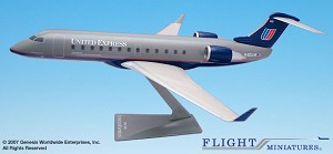 Air Wisconsin United CRJ200 1:100