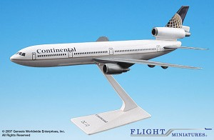 Continental (91-10) DC-10 1:250