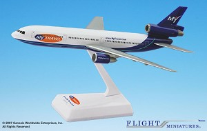 MyTravel DC-10 1:250