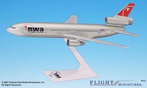 Northwest (03-09) DC-10 1:250