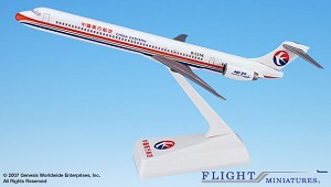China Eastern MD-90 1:200