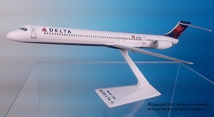 Delta (07-Cur) MD-90 1:200