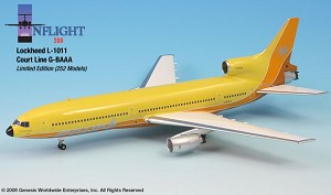 Courtline Yellow G-BAAA L-1011