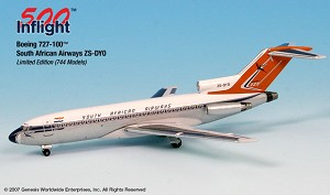 SAA Old Colors ZS-DYO 727-100 1:500