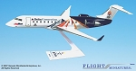 SkyWest Olympic 2002 CRJ200 1:100
