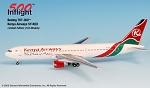 Kenya Airways 5Y-KQX 767-300 1:500