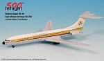 East African Airways 5X-UVJ VC-10 1:500