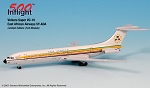 East African Airways 5Y-ADA VC-10 1:500