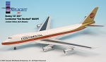 Continental Red Meatball  747-200 1:200