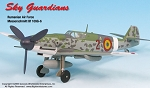 BF 109G-6 Rumanian Air Force 1:72